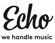 Association with echo we handle music